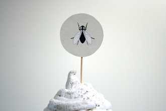 Photo: Fly topper from insects set