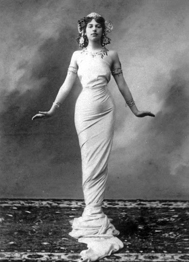 I, SPY Mata Hari Picture: Hulton Archive/Getty Images