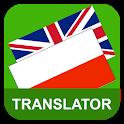 English Polish Translator icon