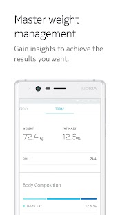 Health Mate - Total Health Tracking Screenshot