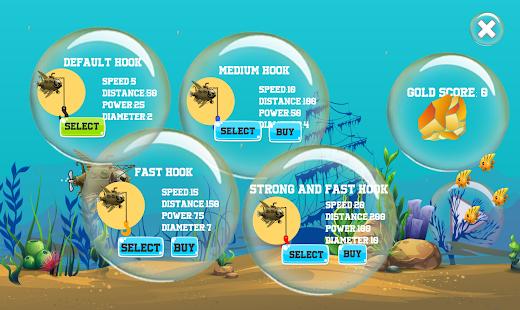 Underwater Gold Miner- screenshot thumbnail