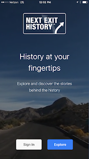 Next Exit History- screenshot thumbnail