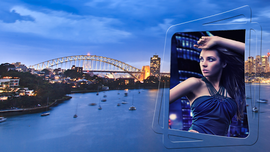 Download Night City Photo Frames For PC Windows and Mac apk screenshot 7