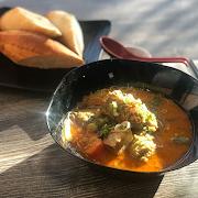 Ca Ri Vit (Curry Duck Soup)