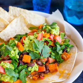 7-Layer Vegetarian Burritos