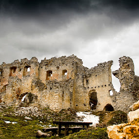 Milengrad by Zarko Piljak - Buildings & Architecture Public & Historical ( milengrad, fortress, ruins, zagorje, medieval )