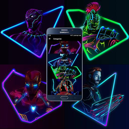 Download Infinity Arts: Avengers Infinity War HD Wallpapers