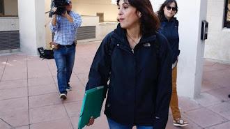 Juana Rivas, en una imagen de archivo.