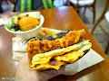 六吋盤早午餐-台東新生店