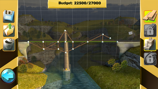 Bridge Constructor Screenshot