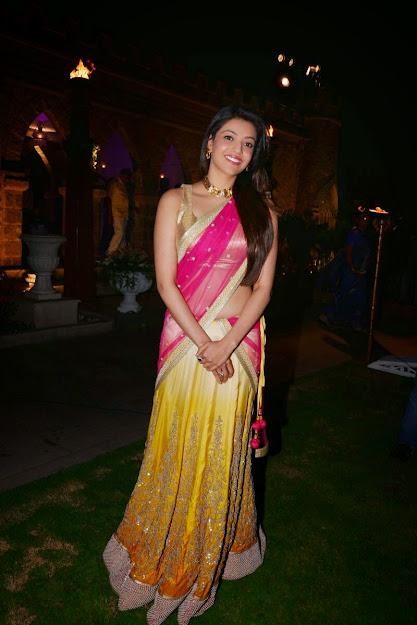Kajal Agarwal in indian dress