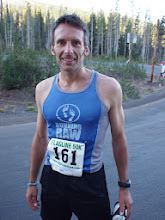 Photo: Tim Van Orden before his first ultra