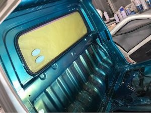 ハイゼットトラックのボディのカスタム事例画像 Meister さんの2019年01月22日08:18の投稿