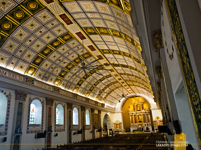 Tuguegarao Cathedral Interior