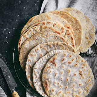Best Ever 5 Minute Cassava Flour Tortillas.
