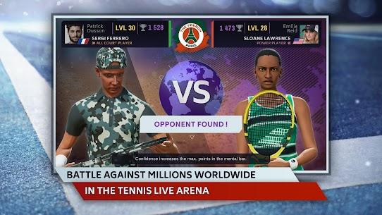 Tennis Manager 2019 MOD Apk 1.15.4356 (Unlimited Money) 6