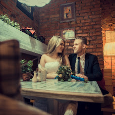 Wedding photographer Sergey Plyusnin (splusnin). Photo of 04.01.2017