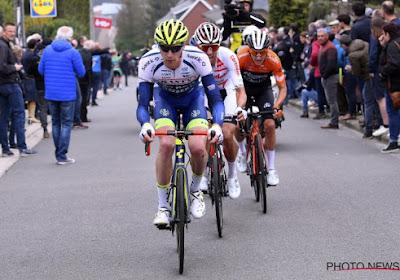 Bij Wanty-Gobert mocht Aimé De Gendt de ploegentijdrit niet op zijn tijdritfiets afleggen