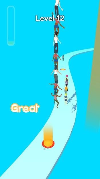 Tower Run Android App Screenshot