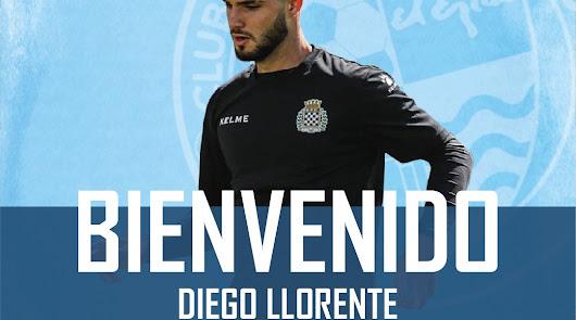El almeriense Diego Llorente Jr se une al proyecto del CD El Ejido