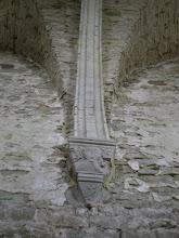 Photo: Padise kloostrikiriku võlvikonsool