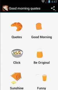 morgen citater Godmorgen citater – Apps i Google Play morgen citater