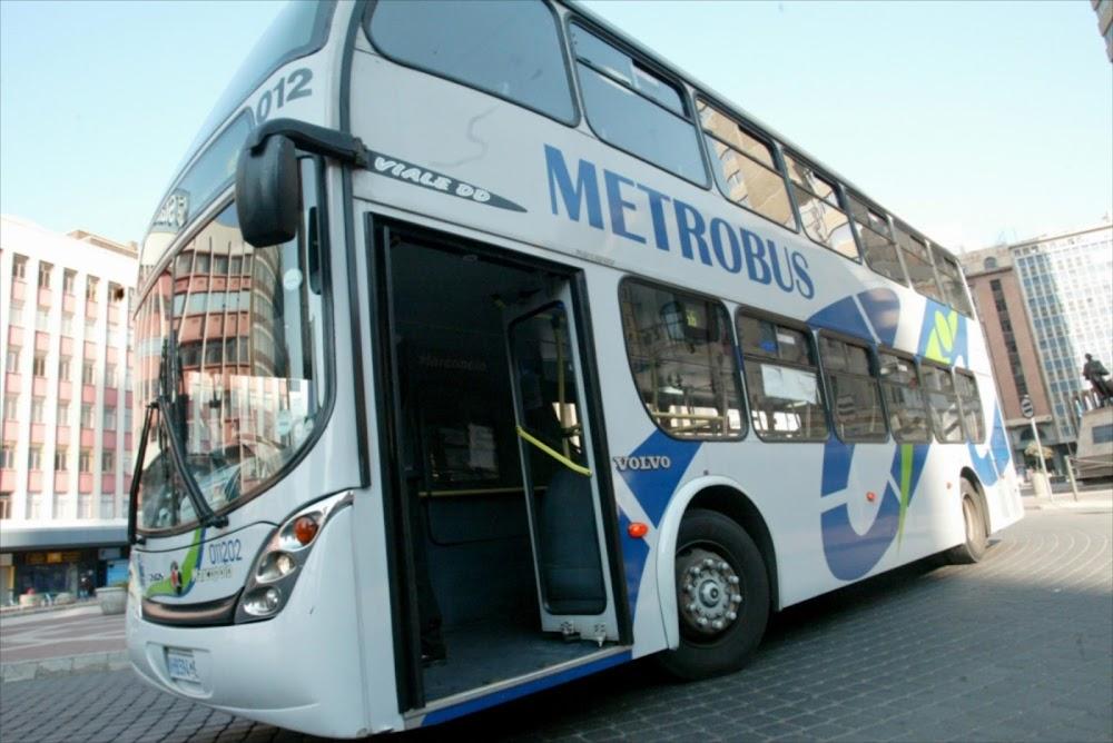 Make Other Transport Arrangements Says Joburg Metrobus As