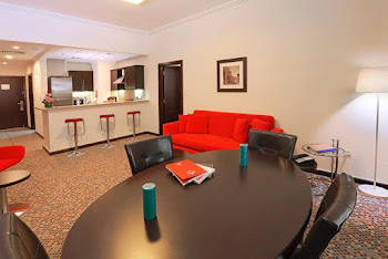 13 Street Al Barsha Serviced Apartment