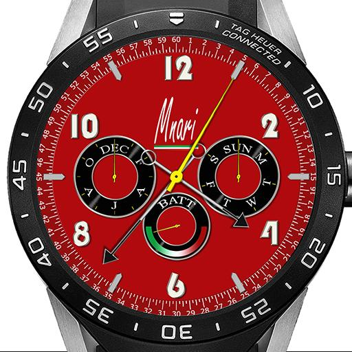 Watch Face Mnar R Android Wear