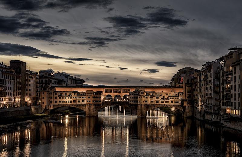 Il risveglio del Ponte vecchio di Luca160