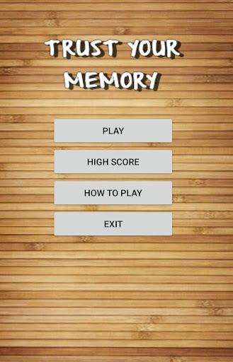Trust Your Memory 2  screenshots 1