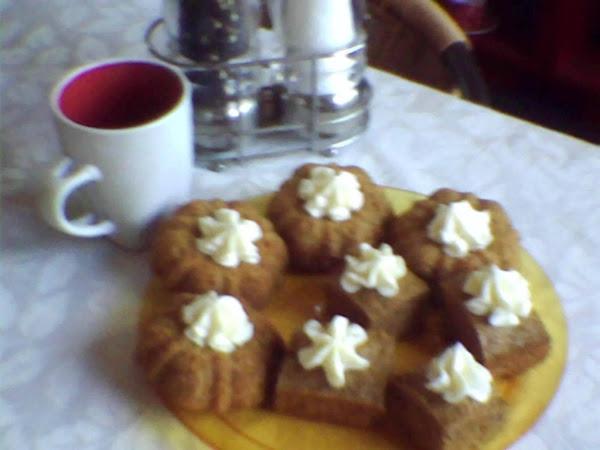 Zucchini Nut Bread/cake Recipe