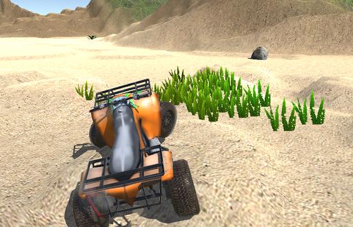 Beach ATV Simulator