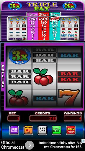 Triple Pay 3X Casino Slots