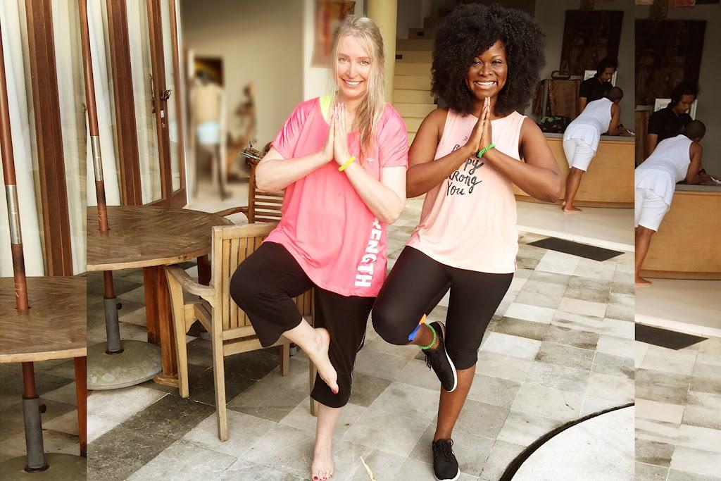 bali abiola abrams yoga meditation guru