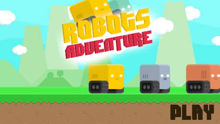 Robots Adventure APK screenshot thumbnail 1