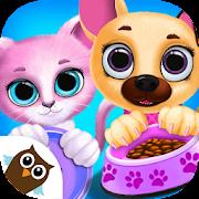 Kiki & Fifi Pet Friends - Virtual Cat & Dog Game