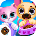 Kiki & Fifi Pet Friends - Furry Kitty & Puppy Care APK