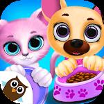 Kiki & Fifi Pet Friends - Furry Kitty & Puppy Care 3.0.14