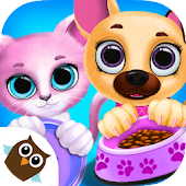 Kiki & Fifi Pet Friends - Furry Kitty & Puppy Care