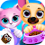Kiki & Fifi Pet Friends - Virtual Cat & Dog Game file APK for Gaming PC/PS3/PS4 Smart TV