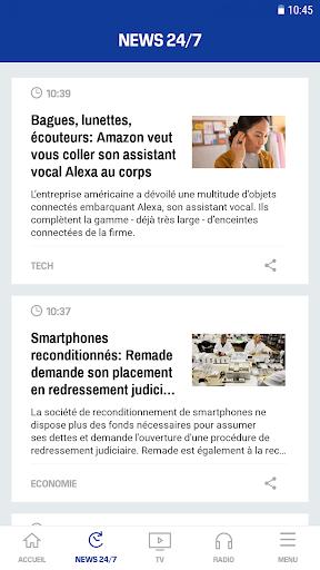 BFMTV - Actualitu00e9s France et monde & alertes info 4.2.5 Screenshots 2