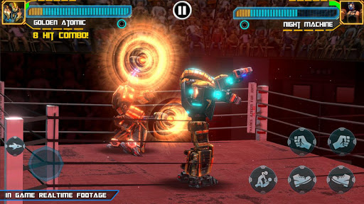 Real Robot Ring Boxing 2019 1.9 screenshots 5