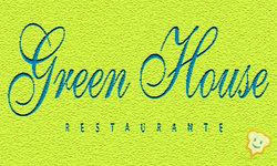 logo restaurante Green House