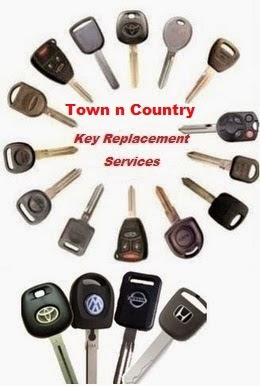 Photo: town-n-country locksmith