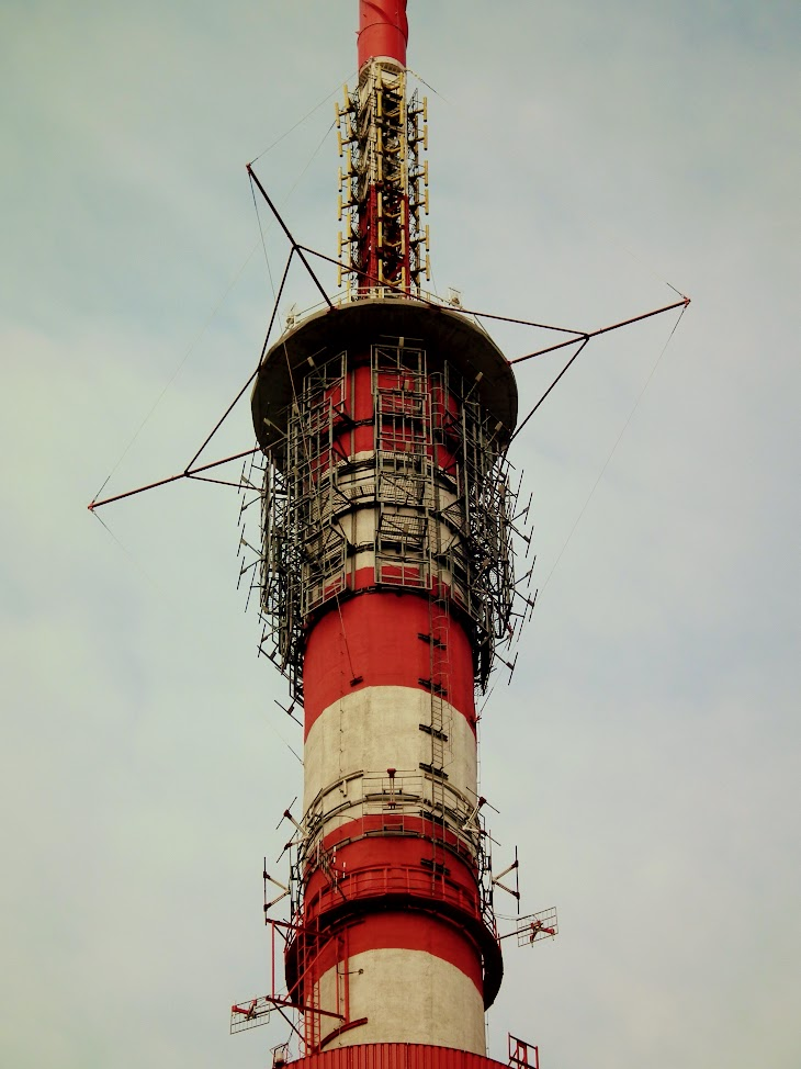 Komádi - TV-URH gerincadó állomás