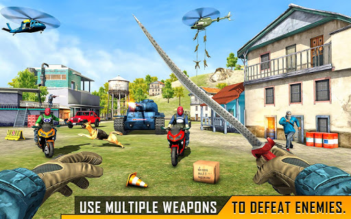 Secret Agent FPS Shooting - Counter Terrorist Game android2mod screenshots 6