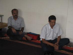 Photo: Uday Shirur, Dr. Inamdar
