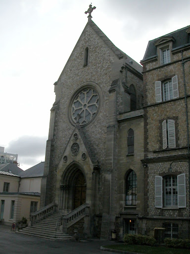 photo de Chapelle du Lycée Sainte Geneviève