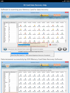 SD Card Data Recovery Help screenshot 23